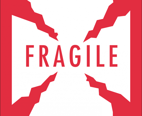 Moving fragile items- make sure you mark all the boxes containing fragile items
