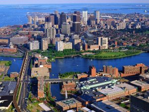 Boston is the city of some of the most significant social, cultural and political moments in U.S. history