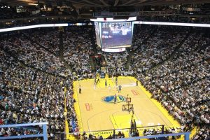 The Oracle Arena