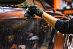 Wash and inspect your car before shipping it overseas