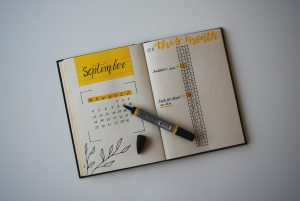 A planner - something that can help you avoid moving mistakes