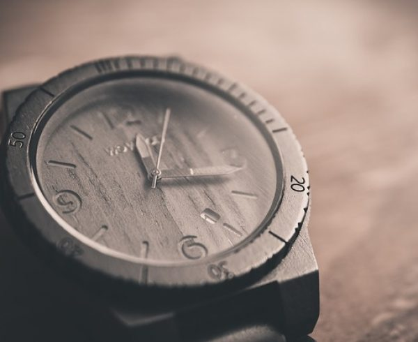 A watch for a move on a short notice.