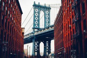 Dumbo area, NYC