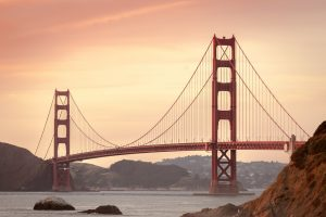 a picture of the Golden Gate Bridge