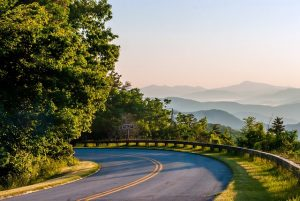 A road in North Carolina you might use when moving to Raleigh with kids