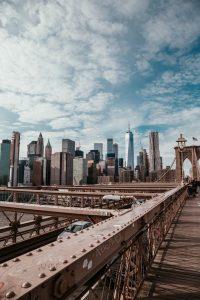 Brooklyn bridge, a way to some of the top Brooklyn neighborhoods for millennials