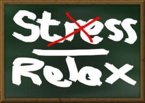 Stress relaxation board