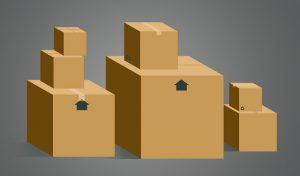 pile of boxes - help your child move out