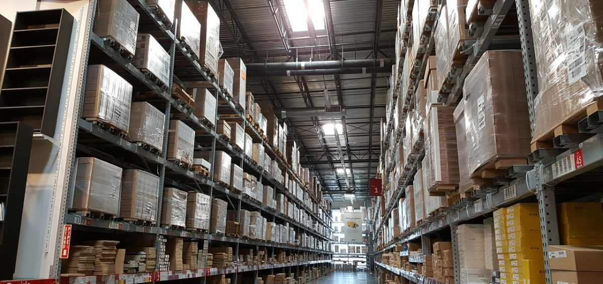 Warehouse that is safe so show that you should make your storage unit safe