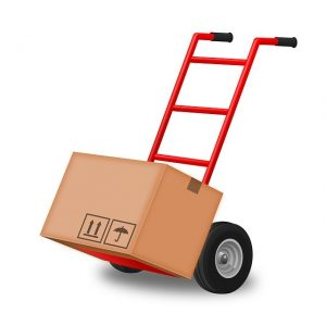 Hand Truck - Protect your moving crew from injuries
