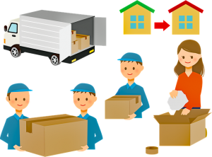 Hiring a company for moving to one of the best North Hampton moving destinations.