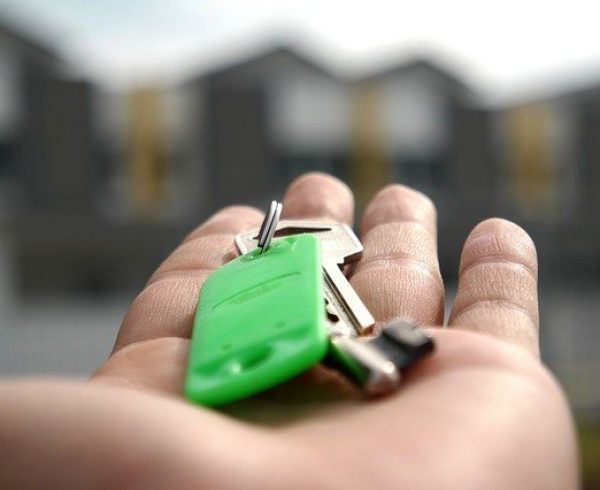 Keys you'll get when buying a house in Gowanus.