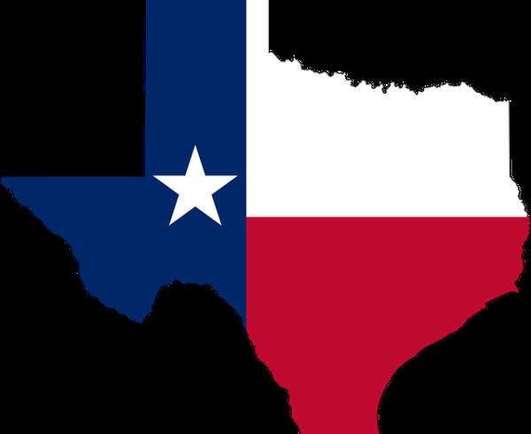 Texas flag.