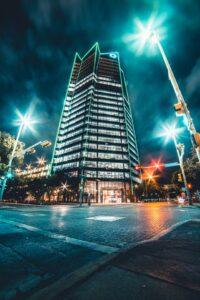 A high-rise in San Antonio