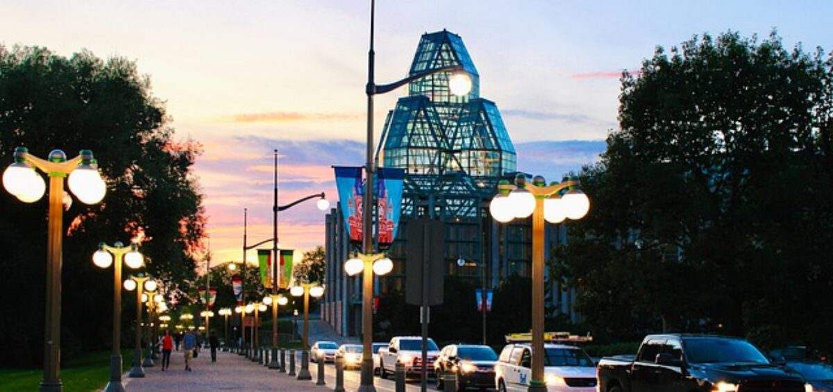 Explore the city after moving to Gatineau.
