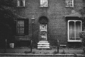 A house in Philly's Old City.