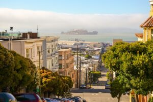 San Francisco is one of the best senior-friendly cities in California.