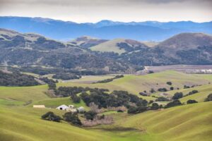 hills of Salinas, CA with an amazing mountain view are a part of the list on homebuyers' guide to Salinas, CA